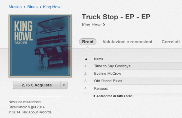 TRUCK STOP EP IS OUT!